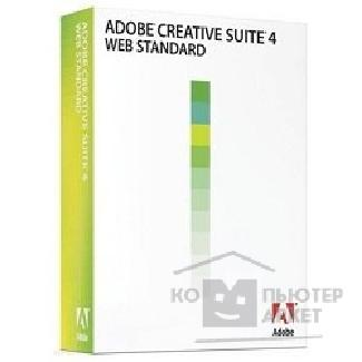 Программное обеспечение Adobe CREATIVE SUITE 4 WEB STANDARD - Средство