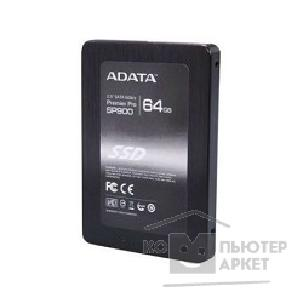 накопитель A-data SSD 64GB SP900 ASP900S3-64GM-C
