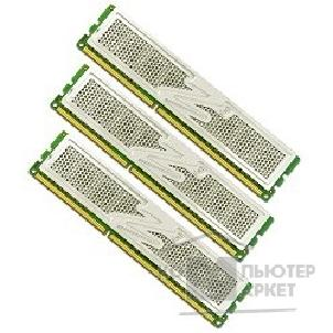 Модуль памяти Ocz DDR-III 6GB 1600MHz Kit 3 x 2GB [3P1600С6LV6GK] Platinum Low Voltage