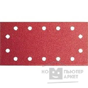 Bosch Bosch 2608605265 10 шлифлистов 115X230 K40 Best for Wood+Paint 14 отв.