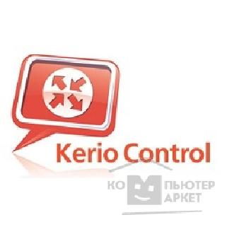 Программное обеспечение Kerio NEW-KC-5 New license for  Control, 5 users