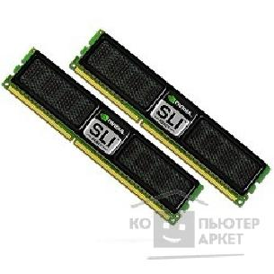Модуль памяти Ocz DDR-III 4GB PC3-14400 1800MHz Kit 2 x 2GB [3N1800SR4GK] SLI-Ready