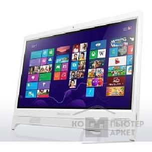 "Моноблок Lenovo IdeaCentre C260 [57331347] white 19.5"" HD+ J1900/ 4Gb/ 500Gb/ DVDRW/ WiFi/ Cam/ W8.1/ k+m"