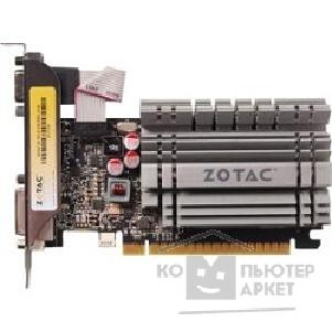 Видеокарта Zotac GeForce GT 730, ZT-71106-10L, 1Гб, DDR3, Low Profile, Ret