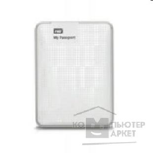 "Носитель информации Western digital HDD 1Tb WDBEMM0010BWT-EEUE  USB3.0, 2.5"" My Passport, white"
