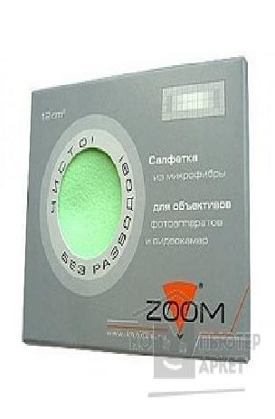 Konoos KFS-1 Салфетка для оптики Zoom, 12х12 см/Konoos KFS-1 KFS-1