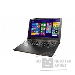 "Ноутбук Lenovo IdeaPad Yoga 2 13 Transformer [59422681] Orange 13.3"" FHD TS i3-4030U/ 4Gb/ 128Gb SSD/ noDVD/ WiFi/ BT/ Cam/ W8.1"