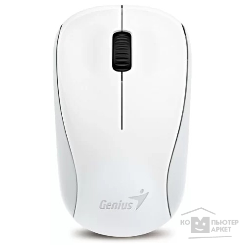 Мышь Genius NX-7000 G5 Hanger White, 2.4Ghz wireless BlueEye mouse 1200 dpi powerful BlueEye AA x 1 [31030109108]