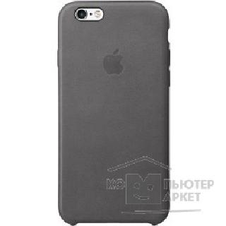 Аксессуар Apple MM4D2ZM/ A  iPhone 6/ 6s Leather Case - Storm Gray