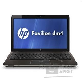"Ноутбук Hp LS720EA  Pavilion dm4-2000er i5-2410M/ 4G/ 500G/ DVD-SM/ 14"" HD/ ATI HD 6470 1G/ WiFi/ BT/ Win 7/ Metal"