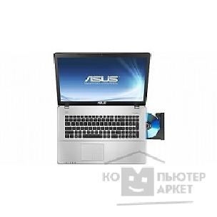 "Ноутбук Asus X750JNi7 4700HQ 2.4Ghz / 8Gb/ 2x1000Gb/ DVDrw/ 17.3"" 1600x900 / Int:nVidia GeForce 840M 2048Mb / Cam/ BT/ WiFi/ 50WHr/ war 1y/ 3.11kg/ black/ W8.1 [90NB0661-M00020]"