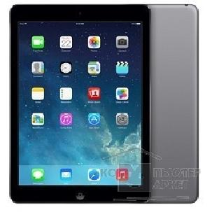 Планшетный компьютер Apple iPad Air 2 Wi-Fi + Cellular 16GB - Space Grey MGGX2RU/ A