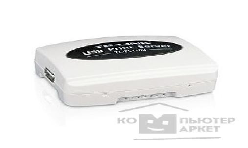 Сетевое оборудование Tp-link TL-PS110U Принт-сервер Single USB2.0 port fast ethernet print server