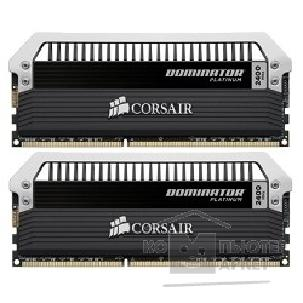 Модуль памяти Corsair  DDR3 DIMM 8GB PC3-19200 2400MHz Kit 2 x 4GB  CMD8GX3M2A2400C11