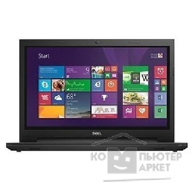 "Ноутбук Dell Inspiron 3542 [3542-8601] Black 15.6"" HD Pen 3558U/ 4Gb/ 500Gb/ DVDRW/ BT/ WiFi/ Cam/ Linux"