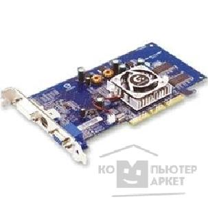 Видеокарта Gigabyte GV-N52128DE, OEM FX 5200, 128Mb DDR, DVI, TV-out  AGP