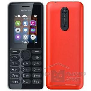 ��������� ������� Nokia 108 DS RED [A00014610]