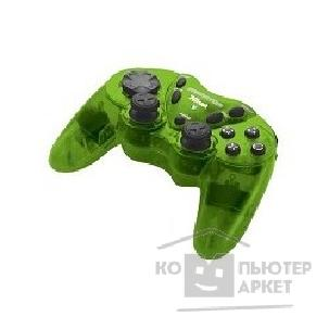 Геймпад Trust Геймпад GM-1520T Green Dual Stick Gamepad for PC-PS2