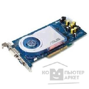 Видеокарта Asus TeK V9999LE/ TD 128MB DDR, GF 6800LE DVI, TV-out AGP8x