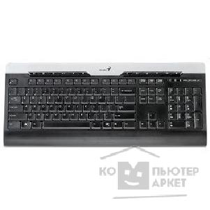 Клавиатура Genius Keyboard  Slim Star 220 USB black