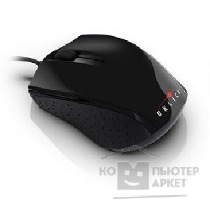 Мышь Oklick 525XS black optical mouse, USB, 800Ddpi