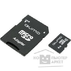 Карта памяти Qumo Micro SecureDigital 4Gb QM4GMICSDHC6: https://www.computermarket.ru/main/catalog/catid/1422237.aspx