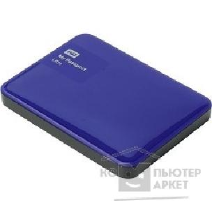 Носитель информации Western digital WD Portable HDD 1Tb My Passport Ultra WDBDDE0010BBL-EEUE