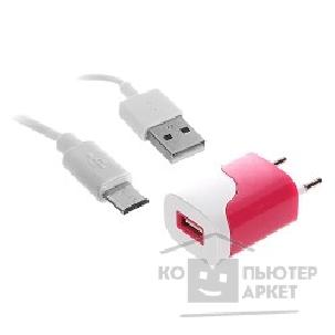 Continent ���  1A/ 1*USB , ������-����� , ZN10-194RD / OEM