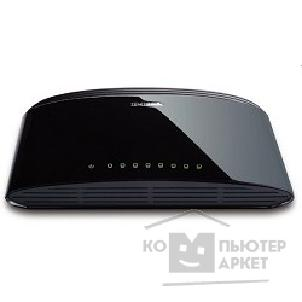 D-Link **см арт 1184068** DES-1008D/ RU J1A 8-port UTP 10/ 100Mbps, Switch Palm-top,Unmanaged, Desktop