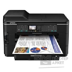 Принтер Epson WorkForce WF-7525  принтер, сканер, копир, факс C11CB58311