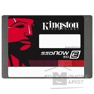 накопитель Kingston SSD 100GB E50 Series SE50S37/ 100G
