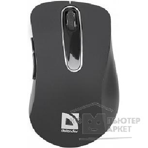 Мышь Defender Datum MM-075 Black USB [52075]