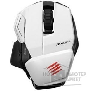 Mad Catz ����  Office R.A.T.M Wireless - White ������������ �������� MCB437170001/ 04/ 1 [PCAmc18]