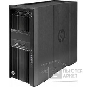 Hp Рабочая станция  Z840, Intel Xeon E5-2620 v3, DDR4 16Гб, 1000Гб, DVD-RW, Windows 7 Professional, черный [g1x56ea]