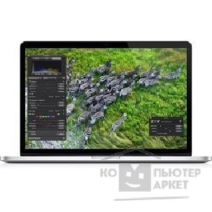 "Ноутбук Apple MacBook Pro MC976RS/ A, MC976RU/ A 15.4"" Retina quad-core i7 2.6GHz/ 8GB/ SSD 512GB flash/ HD Graphics 4000/ GeForce GT 650M 1GB-SUN"