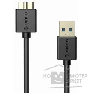 Кабели Orico  CSR3-10-BK Кабель USB3.0 A male to MicroUSB 3.0 1m CSR3-10 черный