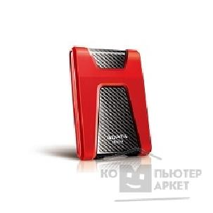 Носитель информации A-data Portable HDD 500Gb HD650 AHD650-500GU3-CRD