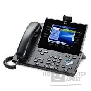 Интернет-телефония Cisco CP-9951-CL-CAM-K9= UC Phone 9951 Charcoal Slm Hndst with Camera