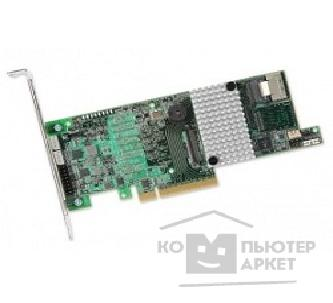Lsi Контроллер  Logic 00329 MegaRAID SAS 9271-4i KIT 1GB DDRIII PCI-E, 4-port 6Gb/ s, SAS/ SATA RAID Adapter RTL