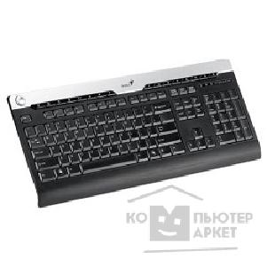 ���������� Genius Keyboard  SlimStar 320, PS/ 2, 16 ������� ������, Colour box