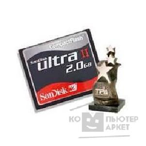 Карта памяти  SanDisk Compact Flash  8 GB ULTRA II