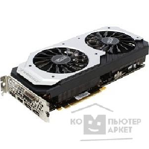 Видеокарта Palit GeForce GTX980Ti SUPERJETSTREAM 6Gb, 348bit, GDDR5, DVI, HDMI, 3xDP RTL