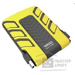 Носитель информации A-data HDD 2.5''  Sport SH93 750Gb USB2.0 Black/ yellow, Shockproof, Waterproof [ASH93-750GU-CYL]