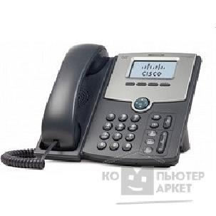 Интернет-телефония Cisco SB SPA509G Телефон 12 Line IP Phone with Display POE, PC Port без блока питания