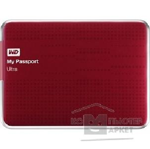 Носитель информации Western digital WD Portable HDD 2Tb My Passport Ultra WDBBUZ0020BRD-EEUE