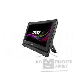 "Моноблок MicroStar MSI AP190-006XRU 18.5"" HD Touch Cel 1037U/ 2Gb/ 500Gb/ DVDRW/ WiFi/ Web/ kb/ m/ No OS / белый"