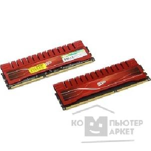 Модуль памяти Silicon Power DDR3 DIMM 8GB PC3-15000 1866MHz Kit 2 x 4GB  SP008GXLYU18AND S A XPower