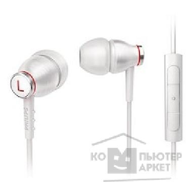 Наушники Philips SHE9007WT/ 00, белый