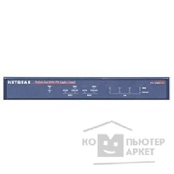 Сетевое оборудование Netgear FVS336G-100EUS Prosafe Firewall with 8 port 10/ 100Mbps Switch