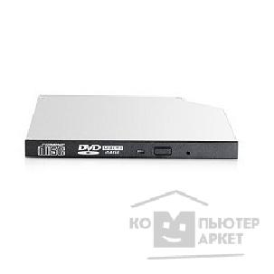 Опция к серверу Hp 652238-B21  9.5mm SATA DVD ROM JackBlack Optical Drive for DL160/ 360p/ 360e Gen8